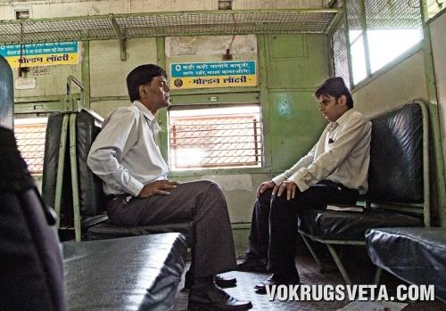 Комфорт в вагоне
