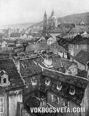 Прага. Малая сторона