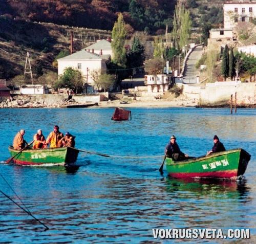 Рыбаки Балаклавы