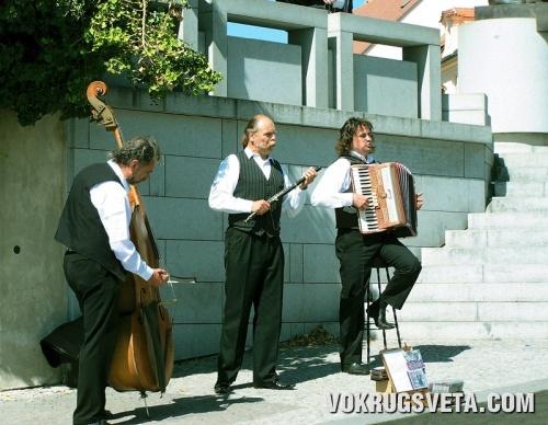 Пражские музыканты