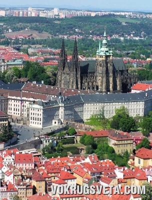 Прага. Пражский кремль