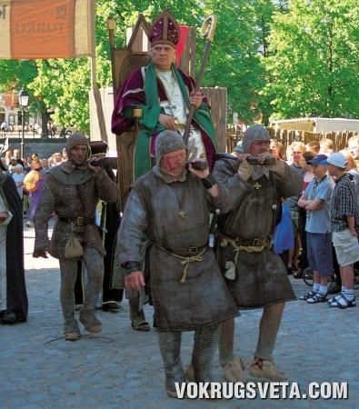 Игра в Средневековье