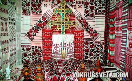 Украинские рушники