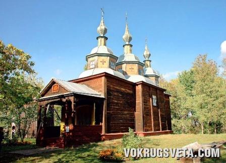 Казацкая церковь