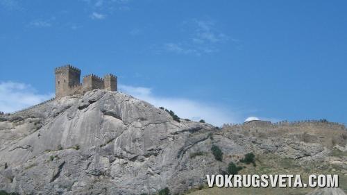Генуэсская крепость