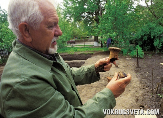 Раскопки Тура Хейердала