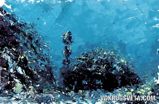 Подводный пейзаж Андре Лабана