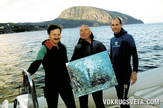 Черноморская «субмарина»