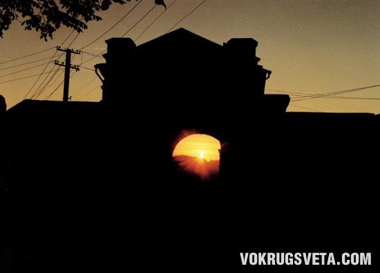 Глухов. Киевские ворота