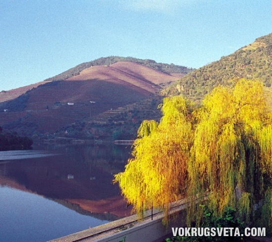 Вид на Доуру в Пеньяне