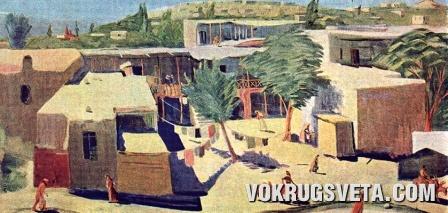 Старый Ереван. 1928