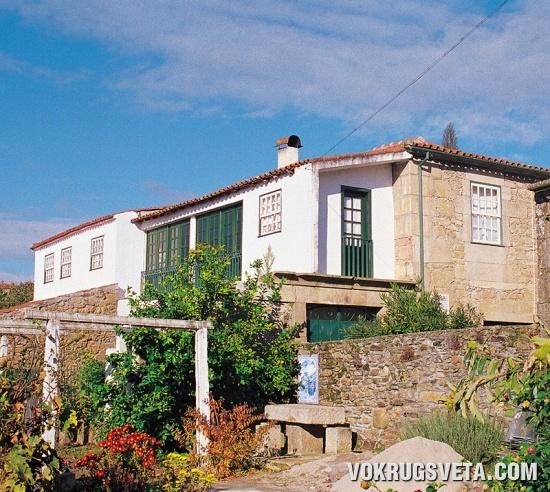 Дом, в котором родился Магеллан