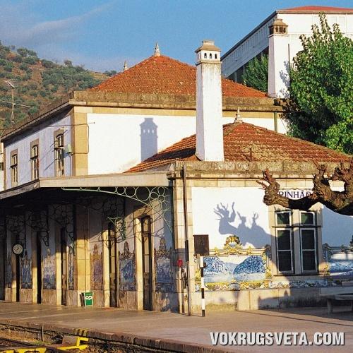 Вокзал в Пиньяне