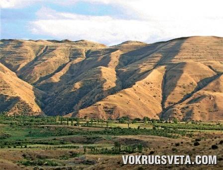 В Араратской долине