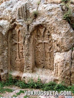 Кресты «хачкары»