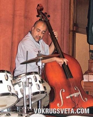 В ереванском джаз-клубе