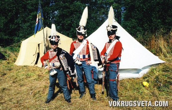 Гусары Изюмского полка