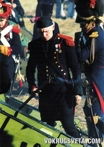 Французский артиллерист