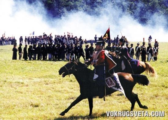 Гусар Изюмского полка