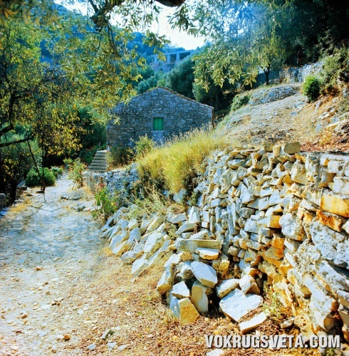 Дороги Афона