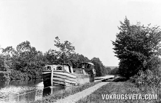 Канал Чесапик-Огайо