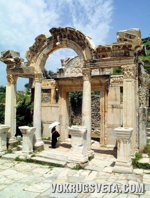 Бодрум. Античные развалины