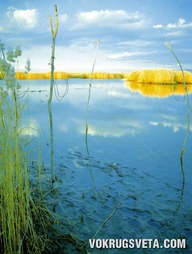 Озеро Убсу-Нур