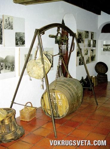 В Институте вина Мадейры