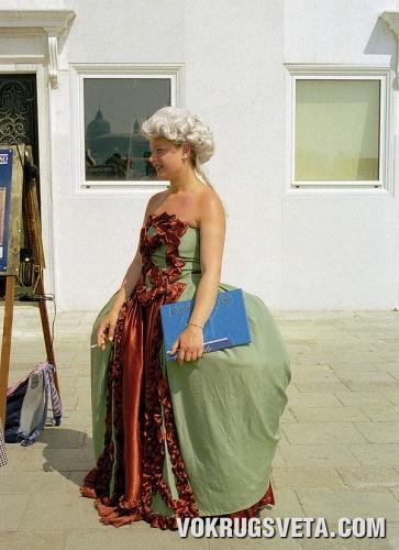 Персонаж венецианской сказки