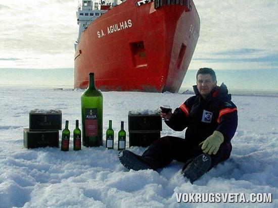 Капитан «Агаласа» Кевин Тэйт