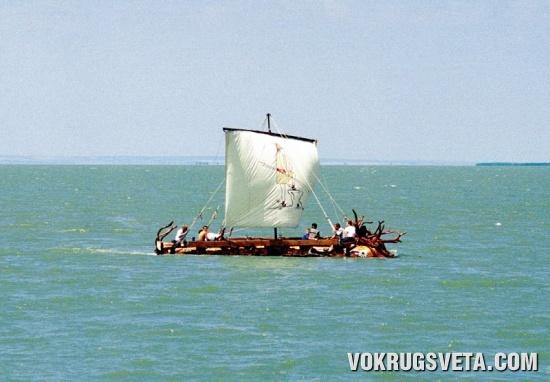 Первое плавание «Персея»