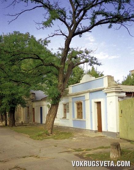 Дом, в котором родился адмирал Макаров