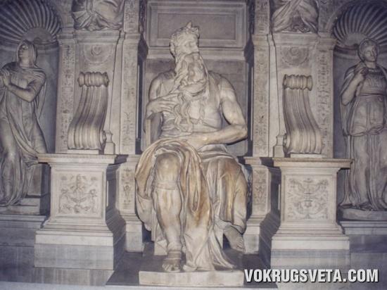Скульптура Микеланджело Буонарроти