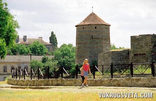 Башня Овидия (Девичья)