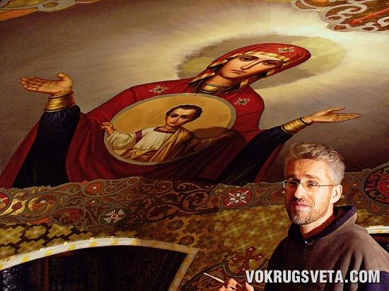 Иконописец Владислав Горецкий