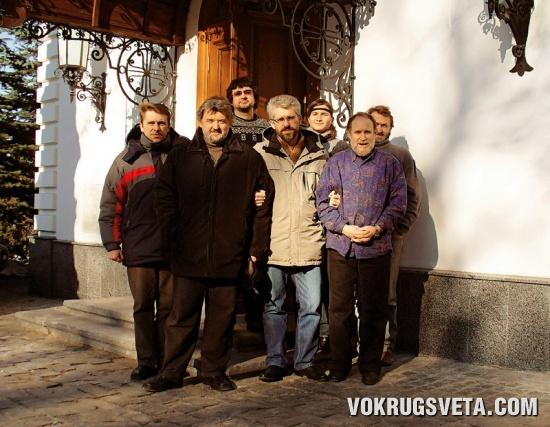 Благоукрасители Киево-Печерской Лавры