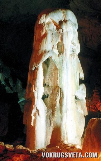 Хозяин. Мраморная пещера