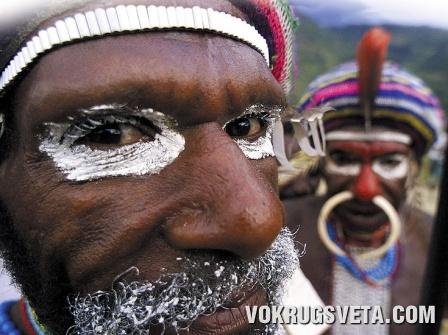 Папуасы Индонезии
