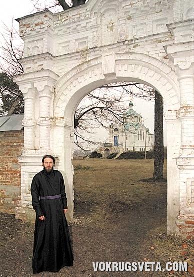 Лубны. Мгарский мужской монастырь