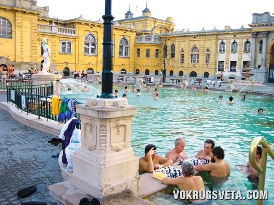 Горячие озера Венгрии