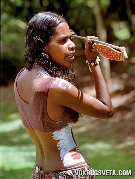 Женщины-аборигенки