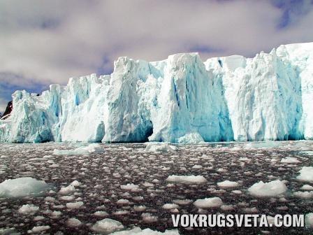 Лёд Антарктиды