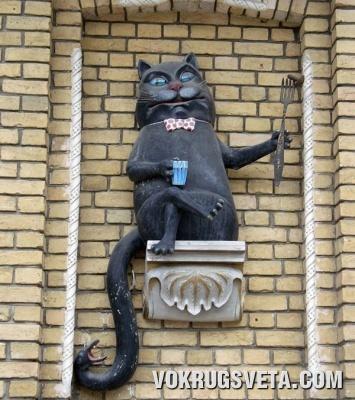 Кот-бегемот