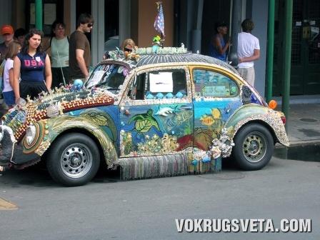 Авто для карнавала