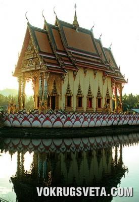 У таиландского побережья