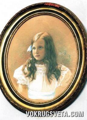Портрет бабушки А. В. Блещунова