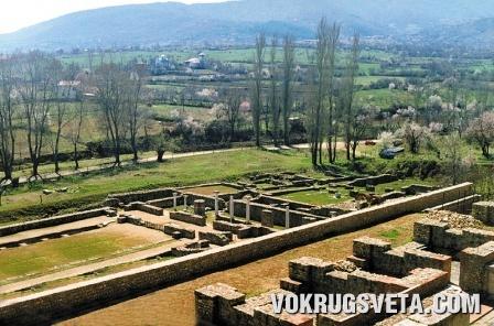 Развалины древней Гераклеи