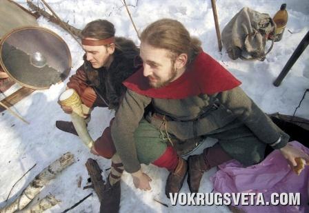 «Серебряные волки» Ярослава Мудрого