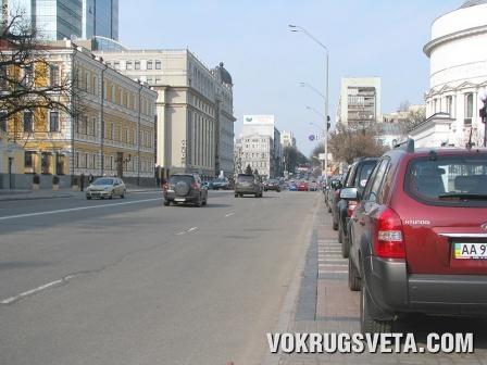 Улица Владимирская