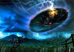 Документы о НЛО рассекречены ФБР